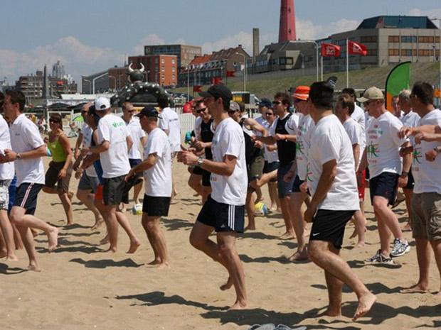 strand activiteiten en sporten